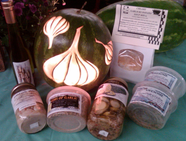 AWESOME SPECIALTIES GARLIC LOVER'S PRODUCTS!